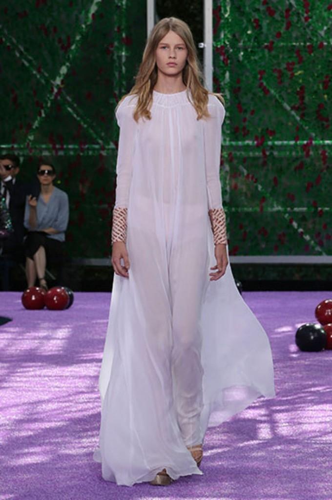 Осенне-зимняя коллекция Dior 2015