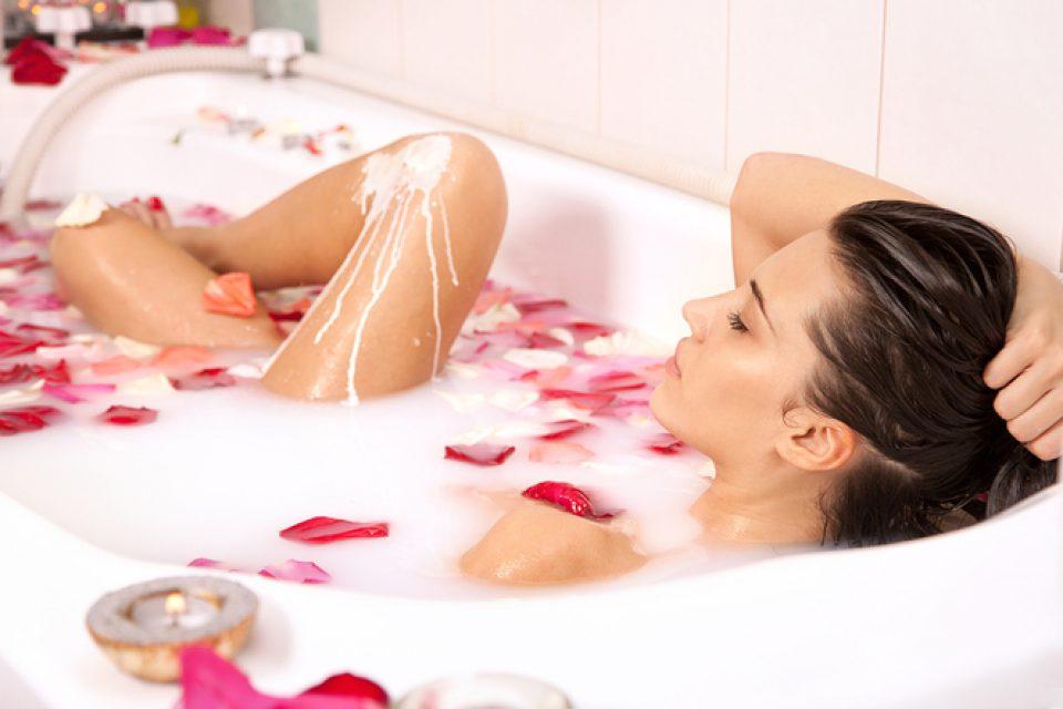 Особенности принятия ванной