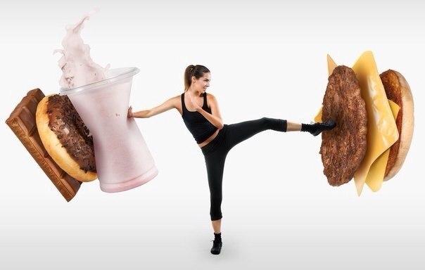 2. План правильного питания для похудения