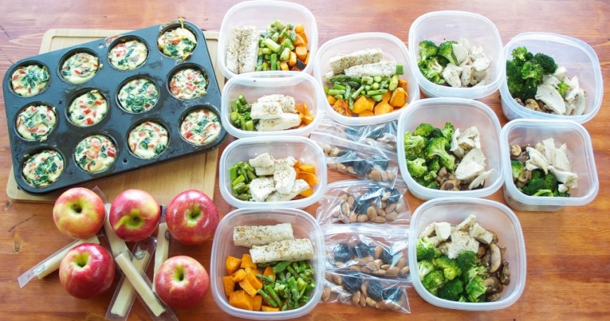 3. Правильное питание для похудения