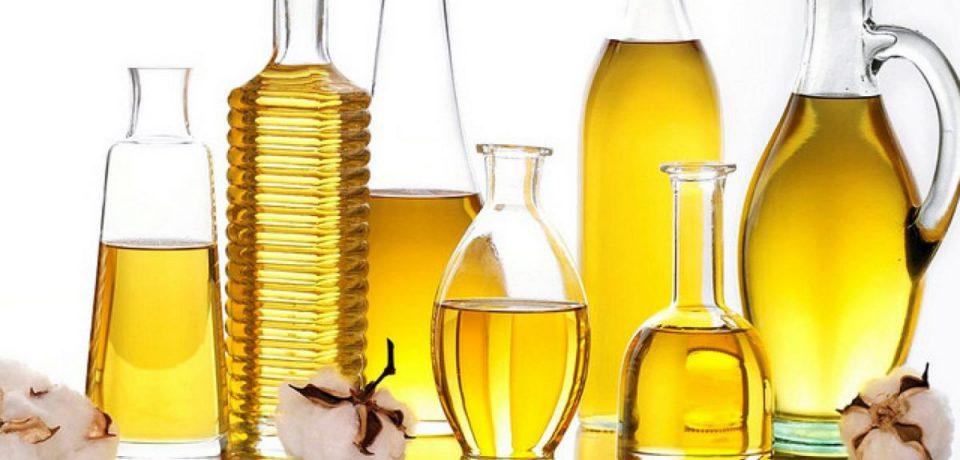 Натуральные косметические масла